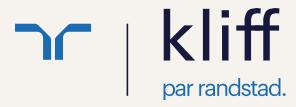 Randstad Kilff logo and link to Kliff by Randstad website