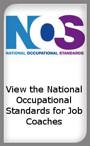 Link to page about National Occupational Standards