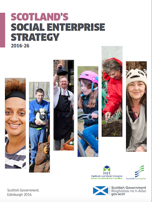 Scotland's Social Enterprise Strategy | British Association for Supported  Employment
