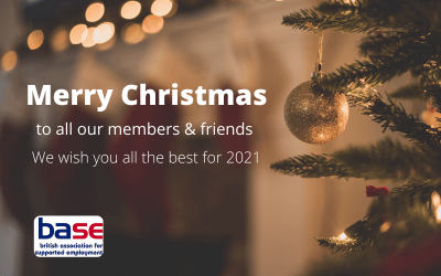 Office Closed Monday And Tuesday For Christmas 2021 Base Office Closure At Christmas British Association For Supported Employment